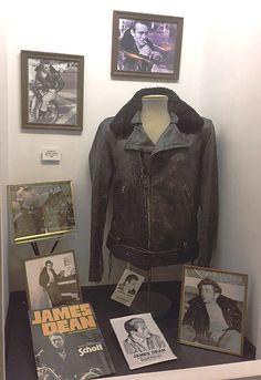 Dean's leather jacket