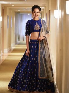 Shop Raaj Hans  New Banglori Silk Summer Party, Reception, Wedding And Festivals Blue Color Lehenga Only by Sardar Shop online. Largest collection of Latest Lehangas online. ✻ 100% Genuine Products ✻ Easy Returns ✻ Timely Delivery