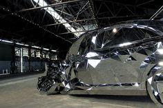 Mercedes, jakiego nie widziałeś. Iluzja to mało powiedziane - 2 - o2 - Serce Internetu