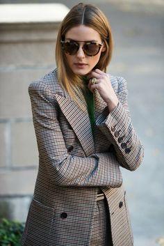 Olivia Palermo Stil, Olivia Palermo Lookbook, Olivia Palermo Street Style, Office Fashion, Work Fashion, Net Fashion, London Fashion, Style Fashion, Mode Outfits