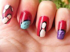 Bowling Nails!