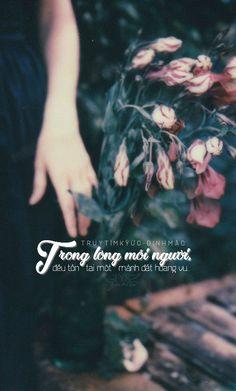 Trong lòng mỗi người, đều tồn tại một mảnh đất hoang vu.  Nguồn: Truy tìm kí ức - Đinh Mặc  Design: Pixà