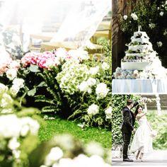 Ambientazioni floreali e romantiche per sposarsi immersi in una raffinata natura #weddingplanner #matrimonio #ricevimento #abitobianco #bouquet #silovoglio #lightdesign #decorazioni #maritoemoglie #weddingday #celebrazione #felicità #nozze #sposi #destinationwedding #happiness #brideandgroom #ItalianWedding #italianweddingstyle  Venite a conoscere le nostre proposte di #WeddingDesign su www.weddingplannersmilano.wedding