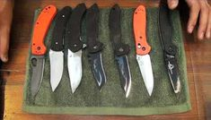 The top 7 folding hunting knives to look out for