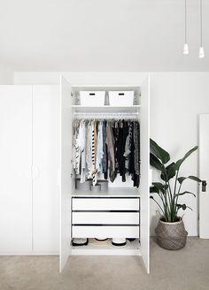 Bedroom Organization Progress - Homey Oh My! @taskrabbit