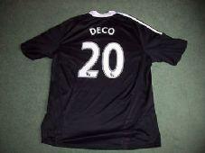 49d345868 2008 2009 Chelsea Deco Away Football Shirt Top Adults XL Chelsea Football  Shirt