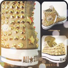 Gold all star taupe www.ilmalteselab.com