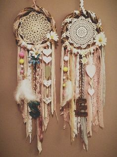 SMALL Dreamcatcher by lululynnwonders on Etsy