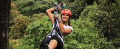 Fotografía: Destinos Reps - Tirolesas (Costa Rica)
