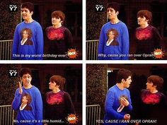Drake and Josh is still awesome and funny