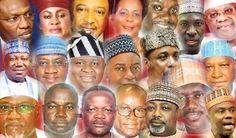Senators Seeking To Topple State Governors