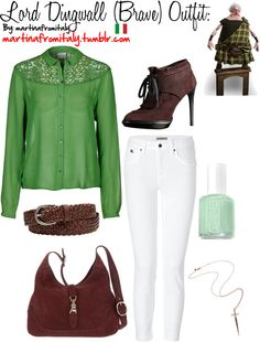 """""""Lord Dingwall (Brave) Outfit:"""" by martinafromitaly ❤ liked on Polyvore"""