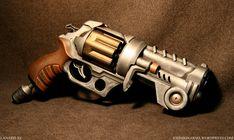 Nerf Gun SteamPunk Mod