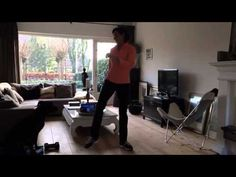 7 minute workout dag 7 januari - YouTube