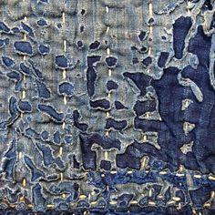 Antique Japanese Cotton Fisherman's Vest