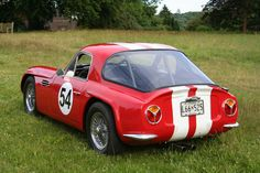 TVR Griffith 400 1966