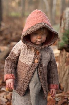 Fawn Hoodie & Legwarmers Knitting pattern by Carrie Bostick Hoge – Knitting patterns, knitting designs, knitting for beginners. Baby Sweater Knitting Pattern, Hoodie Pattern, Baby Knitting Patterns, Baby Patterns, Knitting For Kids, Knitting For Beginners, Knitting Projects, Free Knitting, Knitted Baby Clothes