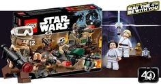 Star Wars LEGO 75164 Rebel Trooper Battle Pack