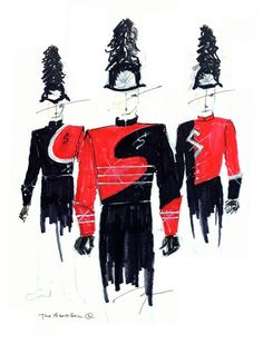 S-inspired Red Contemporary Trio Band Uniforms, Contemporary, Red, Inspiration, Band, Biblical Inspiration, Rouge, Inhalation, Motivation