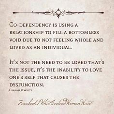 Codependency