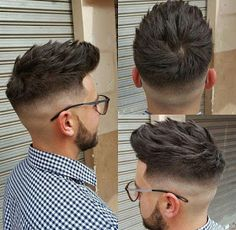 Trending haircuts for men in 2020 Mens Hairstyles With Beard, Hair And Beard Styles, Hairstyles Haircuts, Haircuts For Men, Short Hair Styles, Short Hair For Men, Virtual Hairstyles, Hairstyle Men, Celebrity Hairstyles
