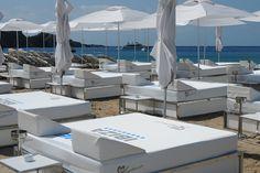 Blue Marlin Ibiza Restaurant - Beach Club - Lounge Bar - Sushi +34 971 07 00 15 www.bluemarlinibiza.com