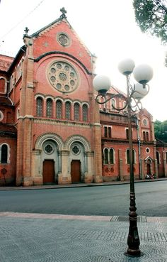The Notre Dame Cathedral - Ho chi Minh City - Vietnam