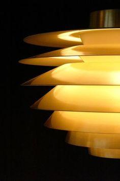 Verona Pendant Lamp Designed by Sven Middleboe for Nordisk Solar