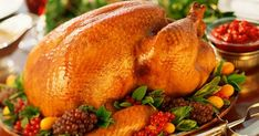 Christmas Turkey Recipes The Perfect Christmas Turkey Recipe Christmas Turkey Recipes. Turkey is the most popular festive meat with around 10 million Christmas turkeys being consumed in the UK each… Christmas Turkey, Christmas Lunch, Christmas Dinners, Christmas Music, Christmas Christmas, Christmas Ideas, Canadian Thanksgiving, Thanksgiving Recipes, Thanksgiving Leftovers