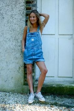 My mission is to find the ultimate dungarees to take traveling with me