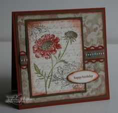 LW Designs: Well Worn Cajun Field Flowers