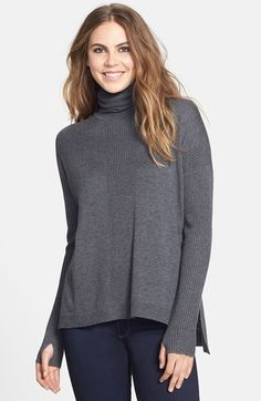Feel The Piece 'Nico' Turtleneck Sweater on shopstyle.com