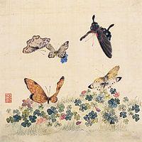 Korean painting - Wikipedia, the free encyclopedia