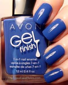 This high-shine not only looks great but is healthy for your nails. #Nail Polish #Avon #Avonrep
