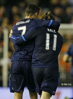 Cr7 & Bale