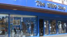The Who Shop; Upton Park, London | 39-41 Barking Road, Upton Park, London, E6 1PY |   The Who Shop specialises in Doctor Who merchandise, including comics, books and DVDs. The Who Shop also has a TV museum with props and costumes.