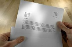 Sample Format for Job Application Letter
