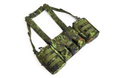 Momentum Chest Rig with pouches in Cadpat TW #cadpat #CAF #Canadian