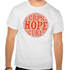 crps awareness shirt