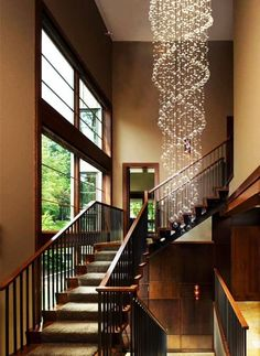 Ella Fashion® Modern Crystal Double Spiral Chandelier Rain Drop Ceiling Lighting Decoration For Dining Living Room Fixtures With 6 Lights D20 X H73coration For Dining Living Room Fixtures With 7 Lights D20 X H73 - - Amazon.com