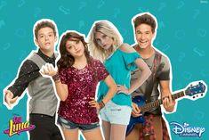 Sou Luna Disney, New Disney Channel Shows, Spanish Tv Shows, Son Luna, Little Twin Stars, Cartoon Characters, It Cast, Couple Photos, Instagram