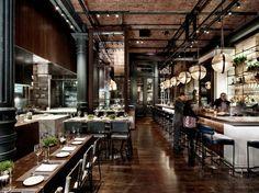 nice Cool restaurants in NYC: Chefs Club New York