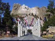 Mt. Rushmore......
