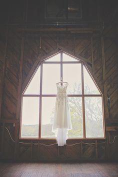 The Dairy Barn | Fort Mill, SC | Rustic Wedding | Wedding Dress | Autumn Wedding