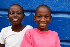 344 - Young girls from Accra Accra, Praise The Lords, Two Girls, People Of The World, Africa Travel, Oppression, Ghana, African, Awesome