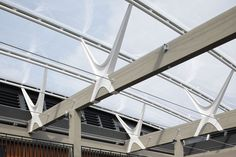 Ketteler-Kolleg, Mainz – ETFE roof with pneumatic components - {{page::rootPageTitle}} - Temme Obermeier | Experts for Membrane Building