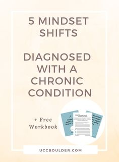 With a diagnosis of a chronic condition, #autoimmune disease, or chronic infection or virus, sometimes comes a heap load of psychological sorting out to do. These 5 mindset shifts are meant to help you make peace with your diagnosis, work on #affirmations