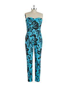 MICHAEL Michael Kors Tropical Jumpsuit. Shop it and 19 other spring jumpsuits under $200.