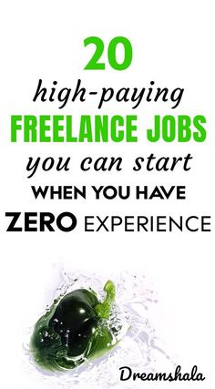 20 Highly Paid Home Based Freelance Jobs For Everyone - Dreamshala 20 high-paying freelance jobs you can start when you have zero experience. Earn Money From Home, Earn Money Online, Way To Make Money, Legitimate Work From Home, Work From Home Jobs, Night Jobs, Freelance Writing Jobs, Quitting Your Job, Online Work