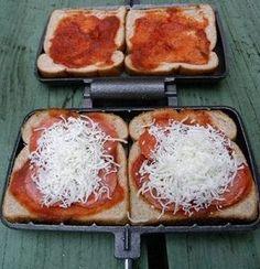 Pizza Pie Iron